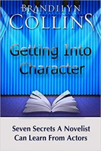 Getting into Character book cover
