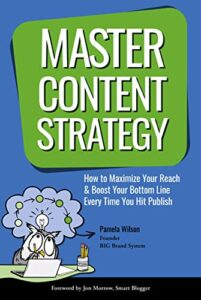 Master Content Strategy book cover